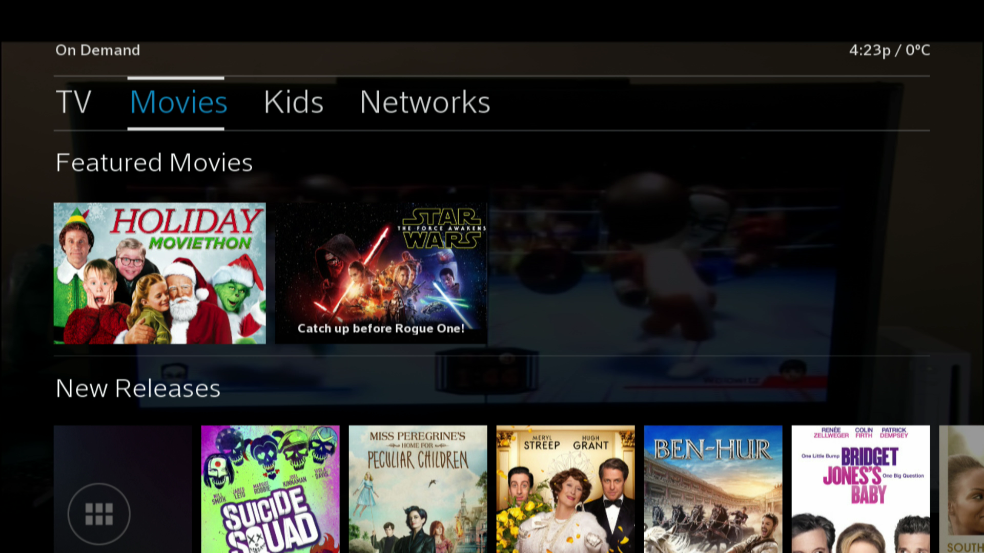 BlueSky TV: How to order Shaw On Demand