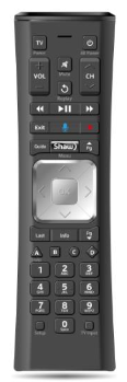BlueCurve TV Remote