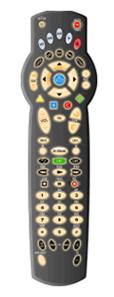 Shaw Atlas Remote Control