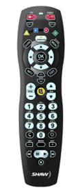 Shaw Champ Remote Control
