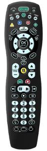 Shaw Champion Remote Control