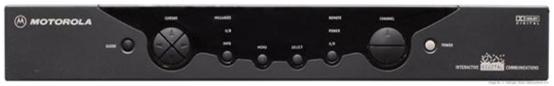 Motorola DCT-2000 Digital Box