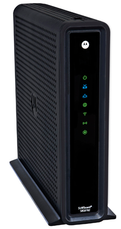 Arris SBG6782 Advanced WiFi Modem
