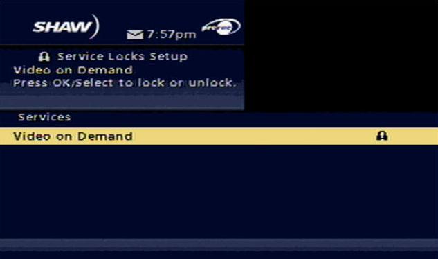 Lock Shaw On Demand Access - Service Lock