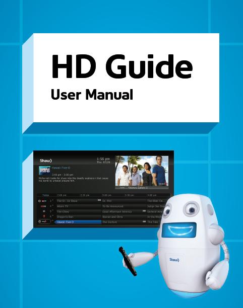 HD Guide - User Manual