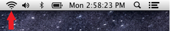 Mac OS X WiFi AirPort