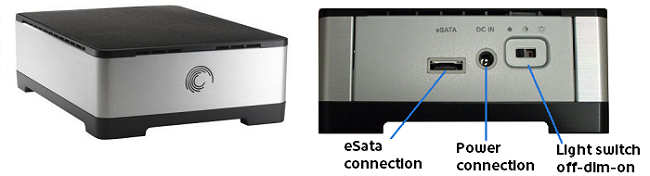 Seagate 500 GB PVR Expander