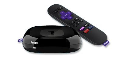 Roku with Remote Control