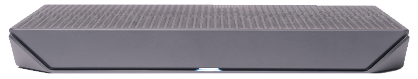 BlueCurve TV Player (XG1v3) front view