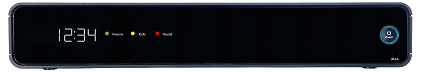 BlueCurve TV Player (XG1v3) front view