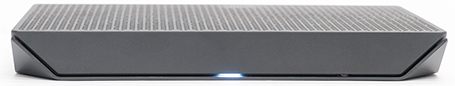 BlueCurve TV Player (XG1v3) Light On