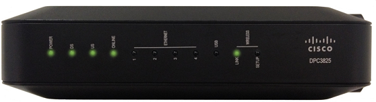 Cisco WiFi modem