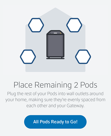 Plug in Remaining Pods
