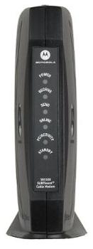 Shaw Motorola SB5100 Wired Modem
