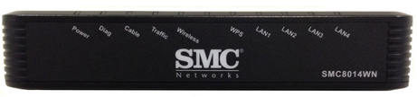 Shaw SMC 8014WN Wireless Modem