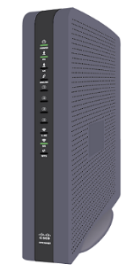 Shaw Cisco DPC 3848V Wireless Modem