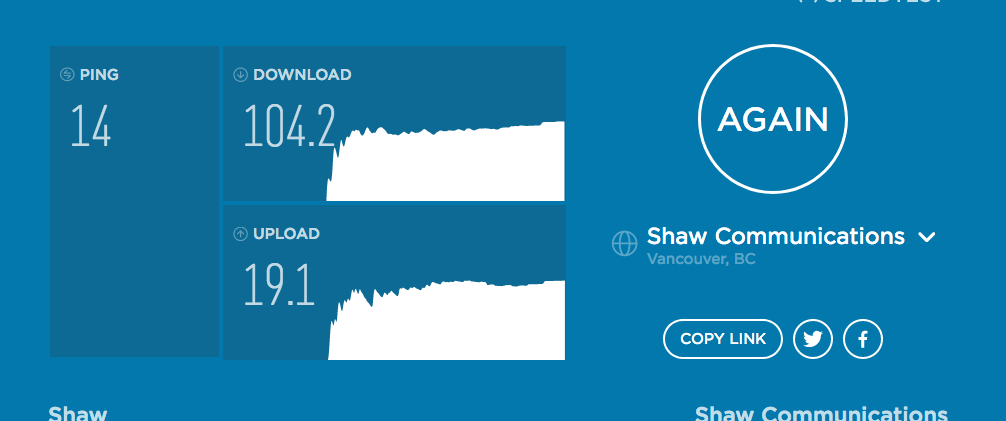 Internet Shaw300 why not to upgrade  - Shaw Support