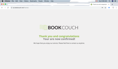 Phishing by BookCouch